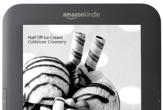 AmazonLocal on Kindleicecream