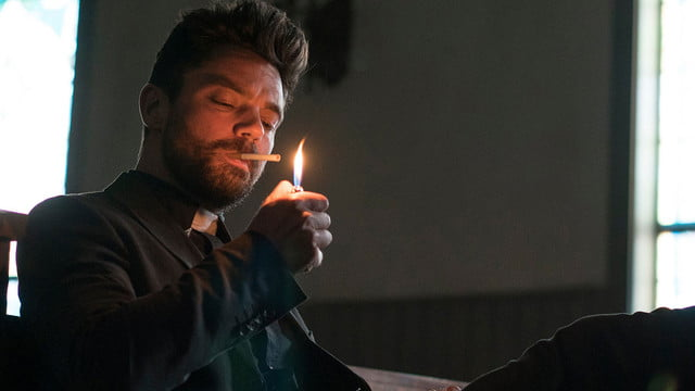 preacher commentary seth rogen evan goldberg amc