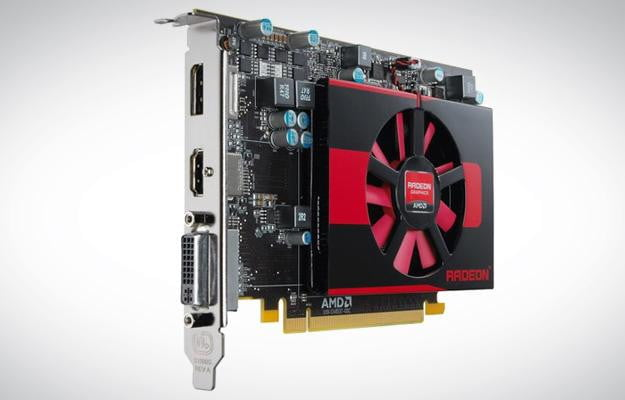 amd radeon 7750 video card graphics card