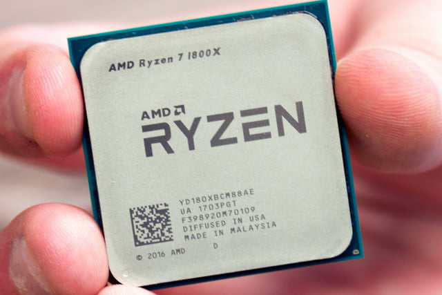 amd ryzen is competitive with intel  x review