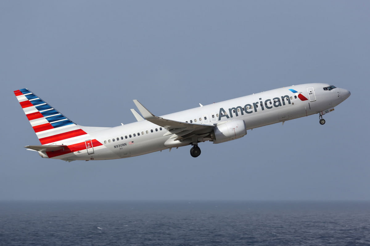 american airlines gogo wi fi plane
