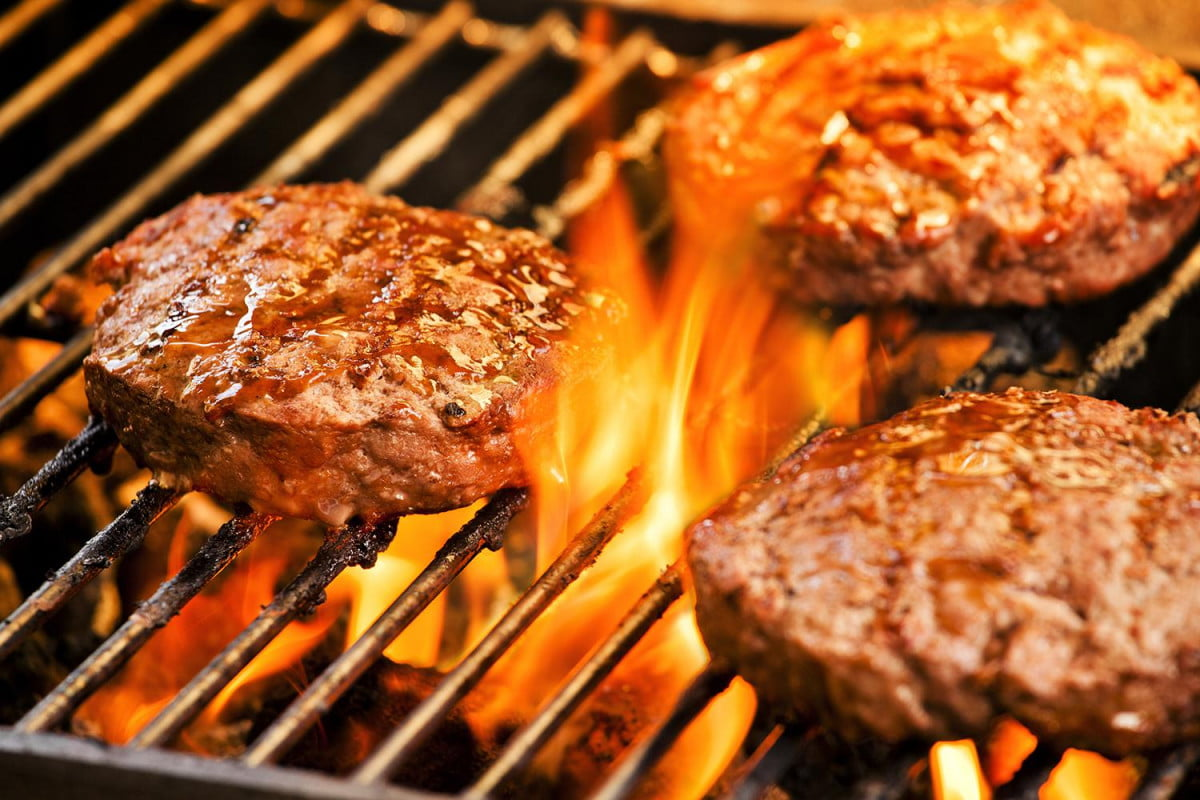 can you use a grill on your apartment balcony american grilling  how to the ultimate burger