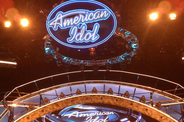 facebook partnering with american idol