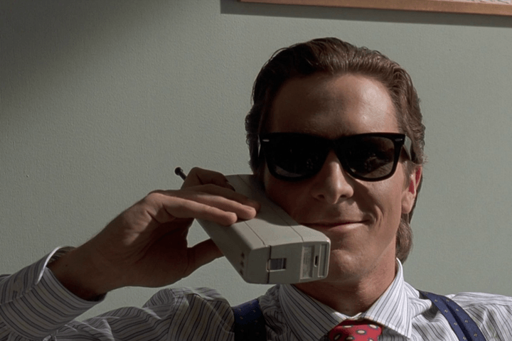 american psycho shows to stream