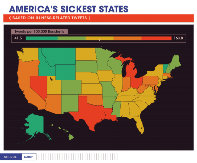 twitter sickest states americas cities and assets editions
