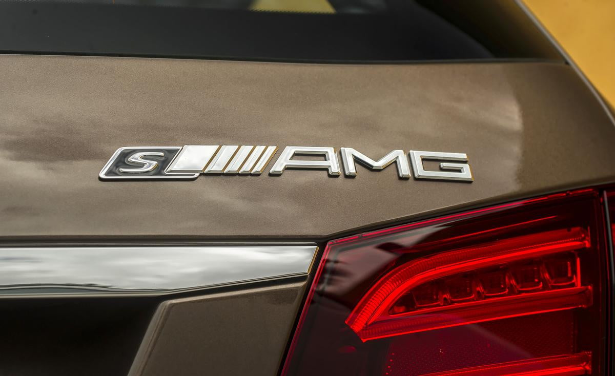 mercedes plans secondary amg sport division s model wagon