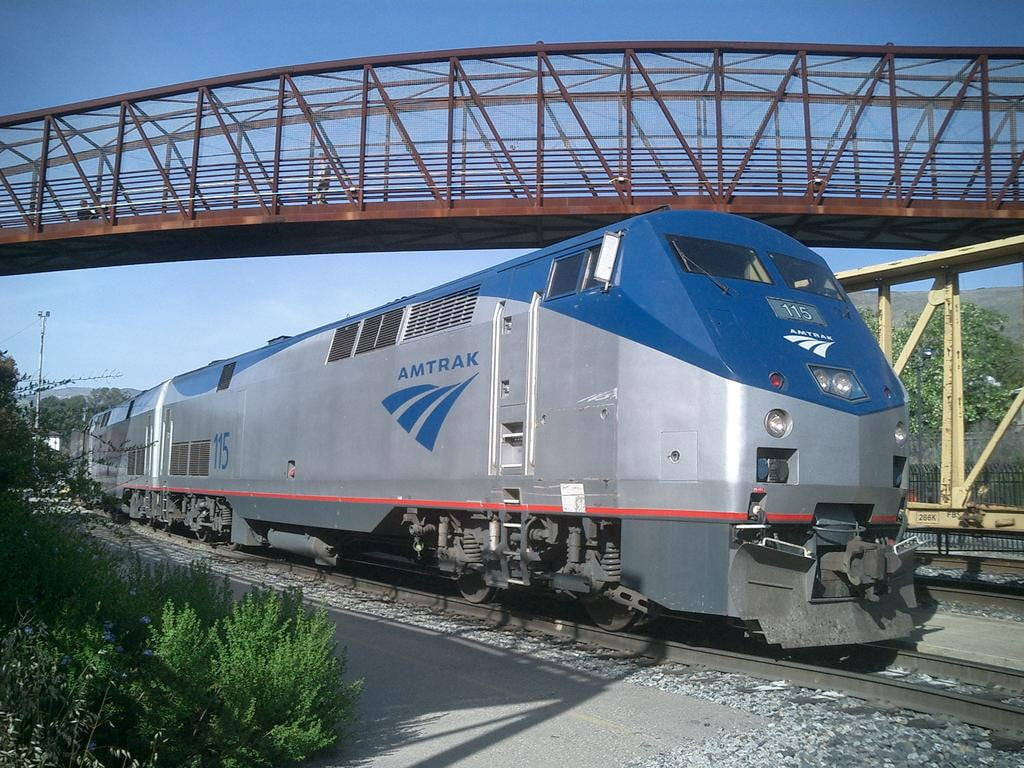 man posing for selfie struck killed by amtrak train