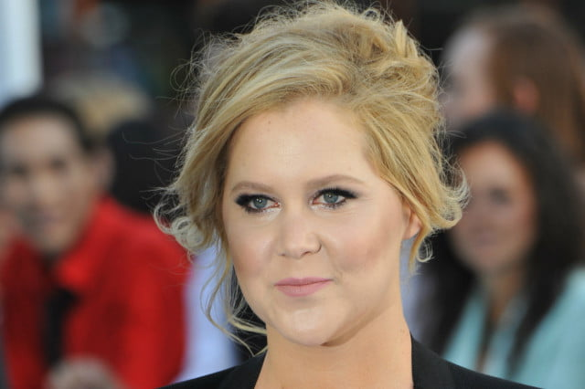 amy schumer thank you for your service role