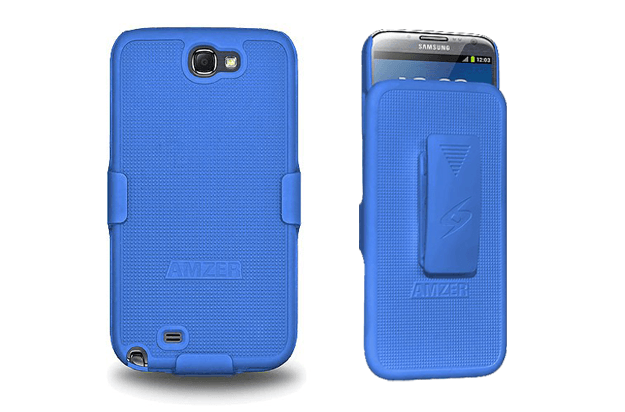 Amzer Shellster Case for Galaxy Note 2