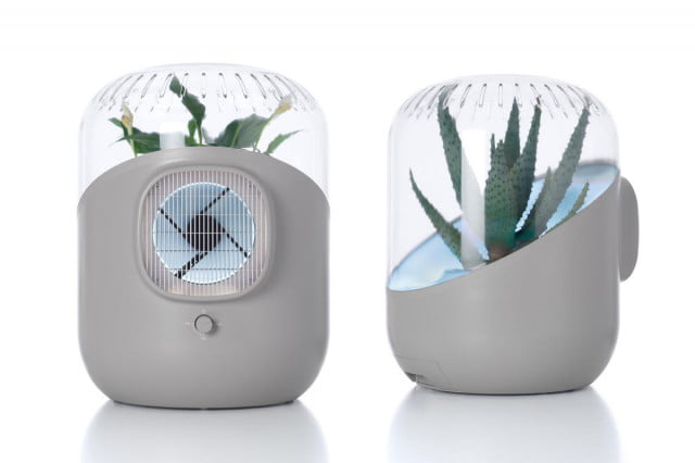 andrea air purifier leverages power plants clean house filter