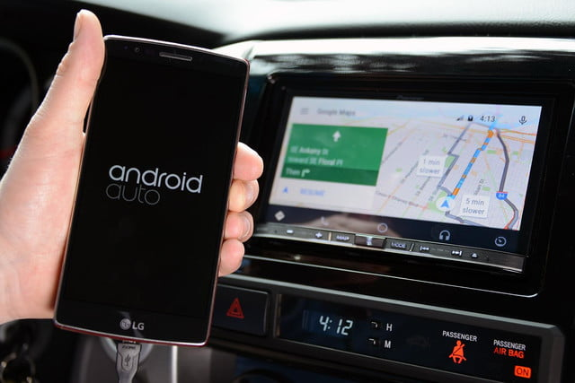 android auto  update