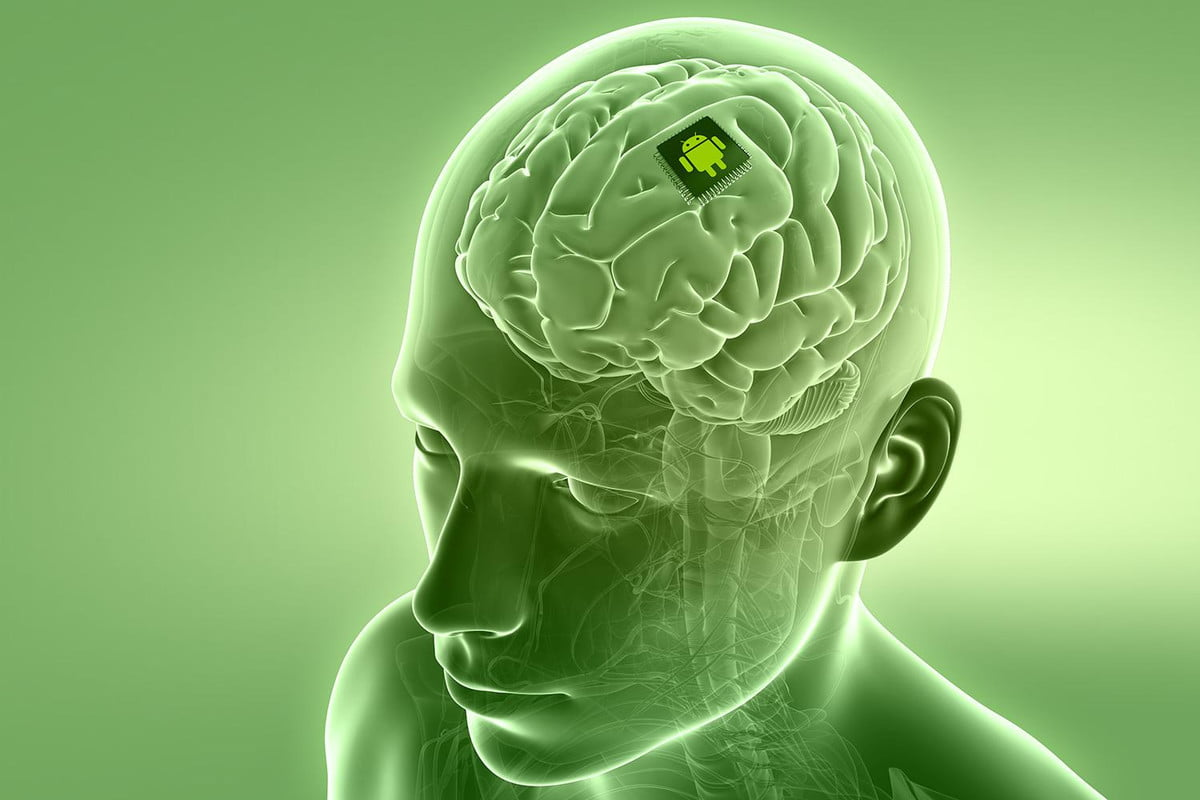 bionic hybrid neuro chip android brain