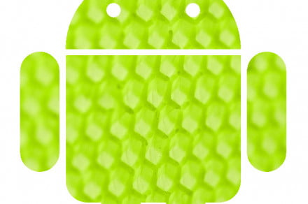 Android honeycomb homegrown 2