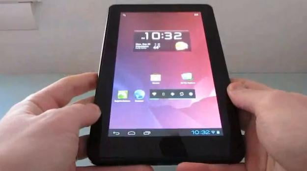 Android Ice Cream Sandwich Amazon Fire