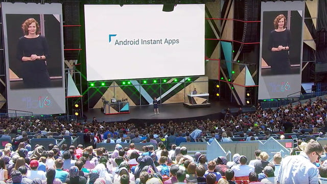 google instant apps now available android io
