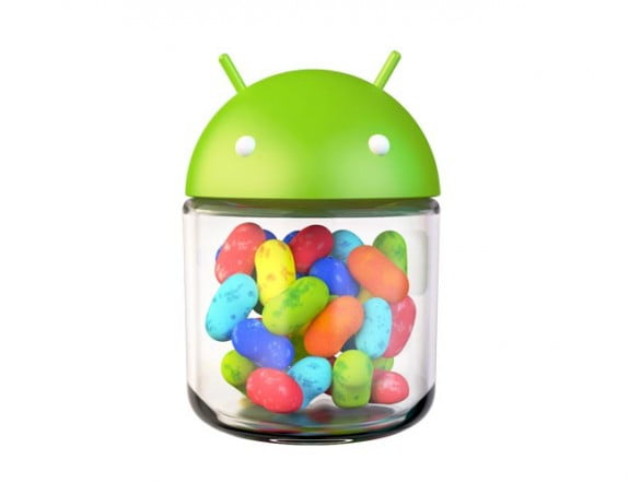android jelly bean  x