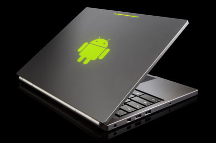 Android Laptop Lid
