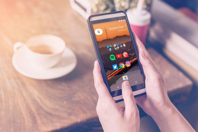 home screen makeover apps android launcher