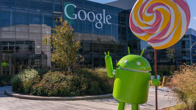 alphabet second quarter  earnings android lollipop at google feat