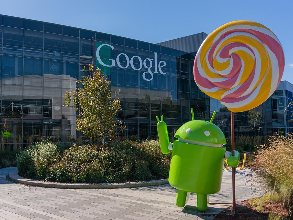 android  lollipop news at google hq