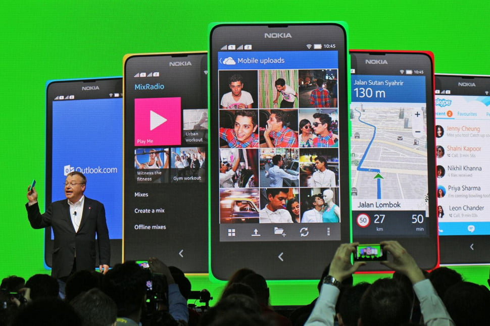 Android Nokia X editorial