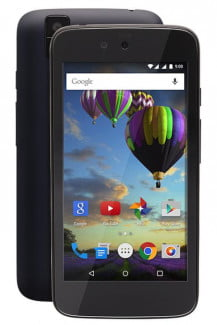 The Evercoss One X Android One phone.