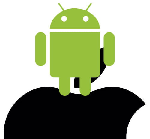 android over apple