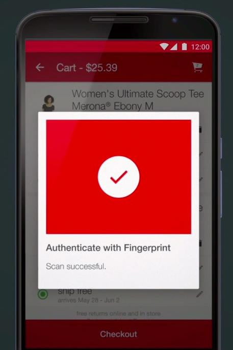 android pay news target app