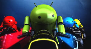 android-race