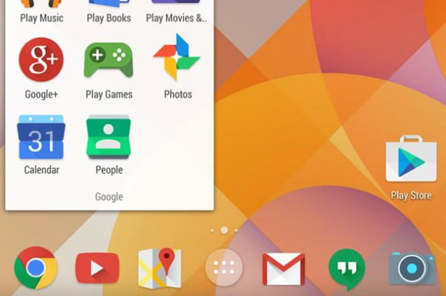 leak points major design makeover upcoming version android redesign
