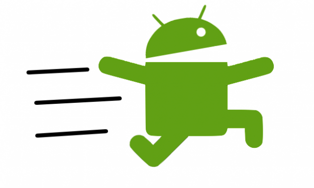 Android speed run fast