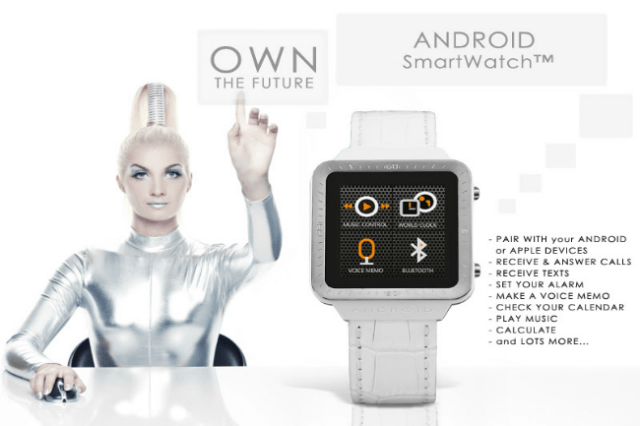 android smartwatch compatible with space women