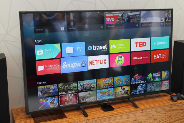 Android-TV-hands-on-apps