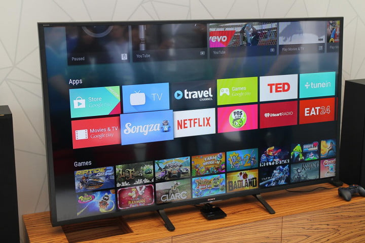 android tv review hands on