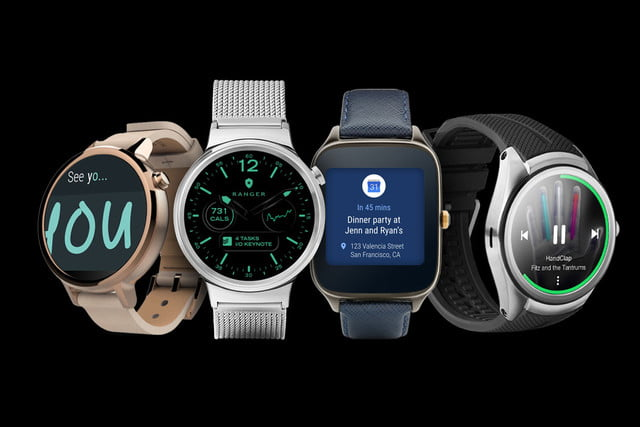 android wear watch face contest  main