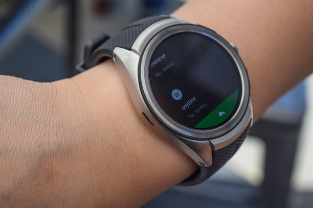 android wear magic minute project
