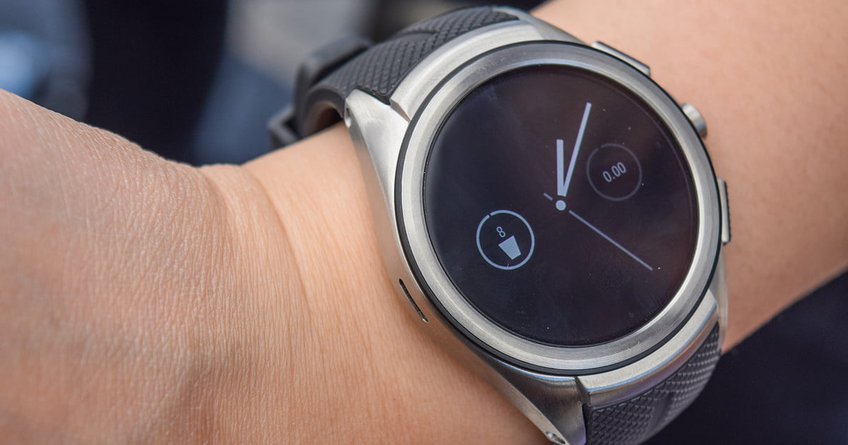 Everything You Need To Know About Google and LG's Watch ...