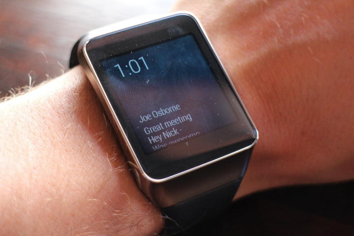 android wear review hands on