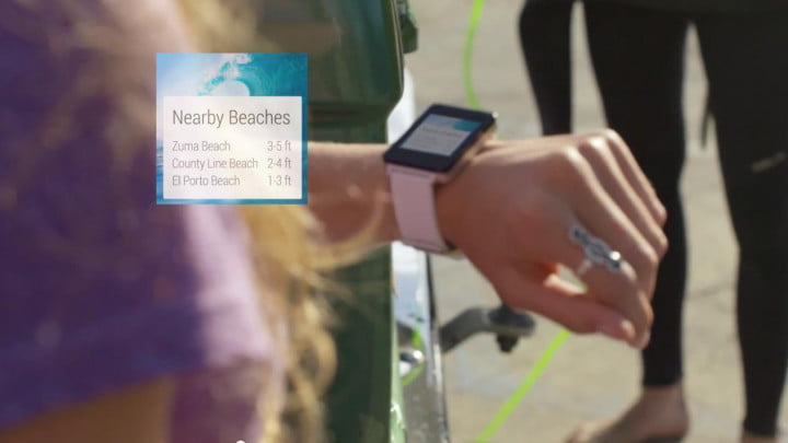 android wear makes google master of wearable tech notifications