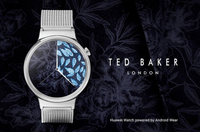 Android Wear Ted Baker