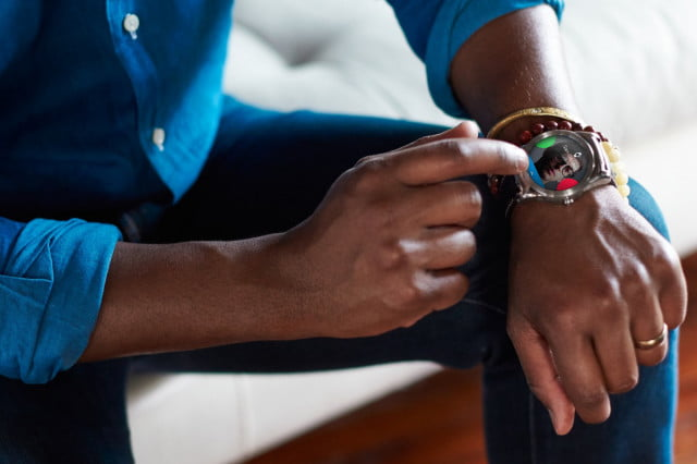 android wear update calls dictation gestures watchphone feature