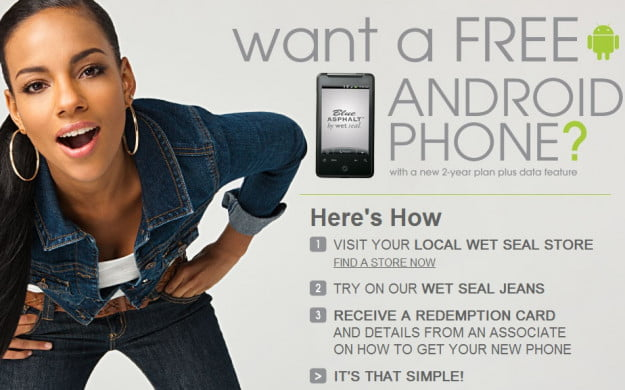 android-wet-seal-promotion