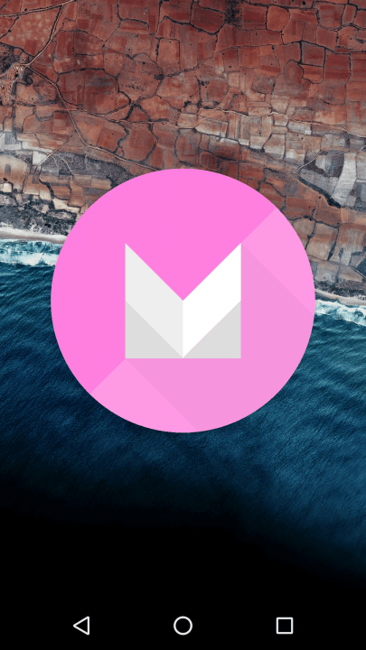 android marshmallow tips and tricks easter egg screenshot