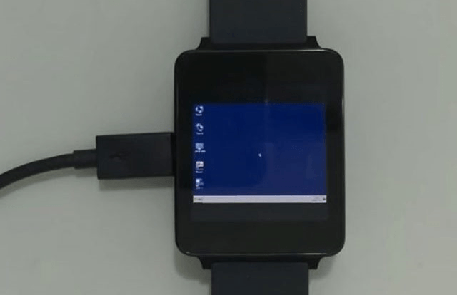 windows  lg g watch android wear