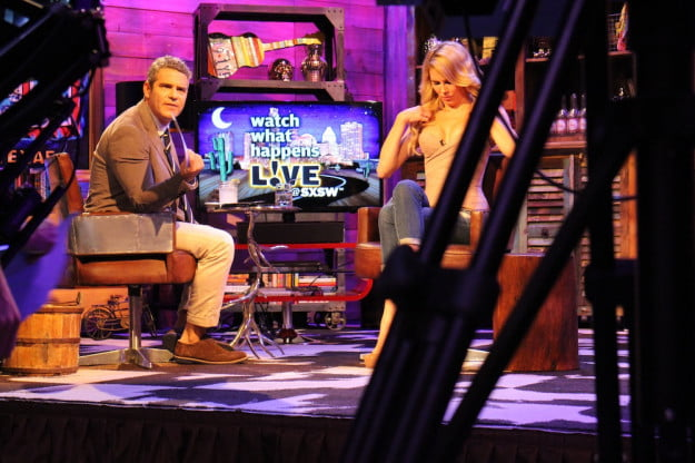 Andy Cohen WWHL SXSW taping