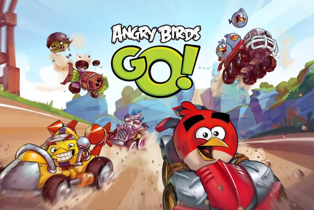 rovio to launch angry birds go december