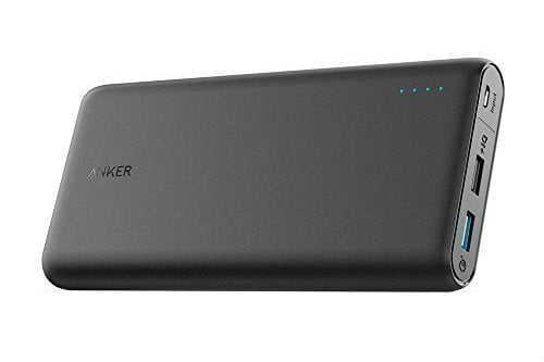 anker portable charger deal powercore speed  qc qualcomm quick charge