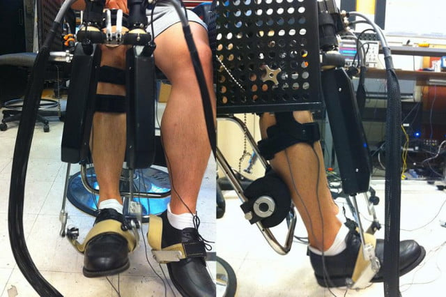 ankelbot super therapeutic robot ankles anklebot mit