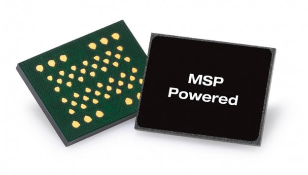 Anobit MSP flash controller