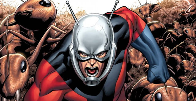 latest ant man rumor hints high tech enemy miniature marvel hero